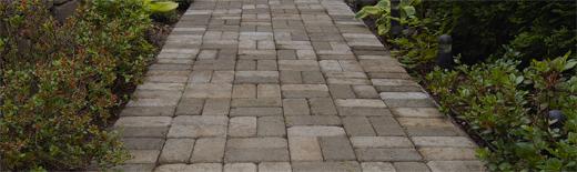 Concrete Paver Work
