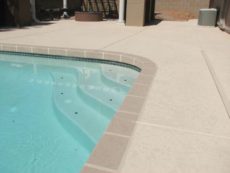 Phoenix Cool Deck Coating Contractor Sledge Concrete