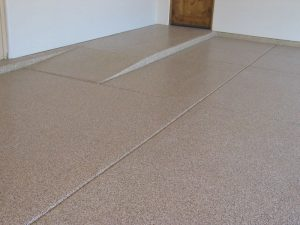 Epoxy Finish - Garage Floor Coating