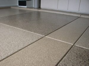 Epoxy Finish - Garage Flooring