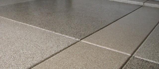 Epoxy Finish – Garage Flooring