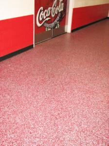 Epoxy Finish - Sports Gym Flooring