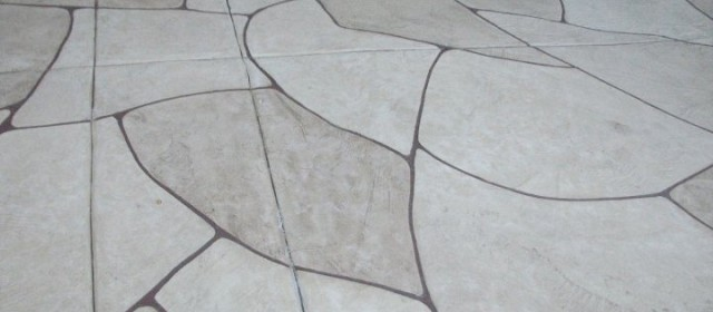 Faux Flagstone – Patio