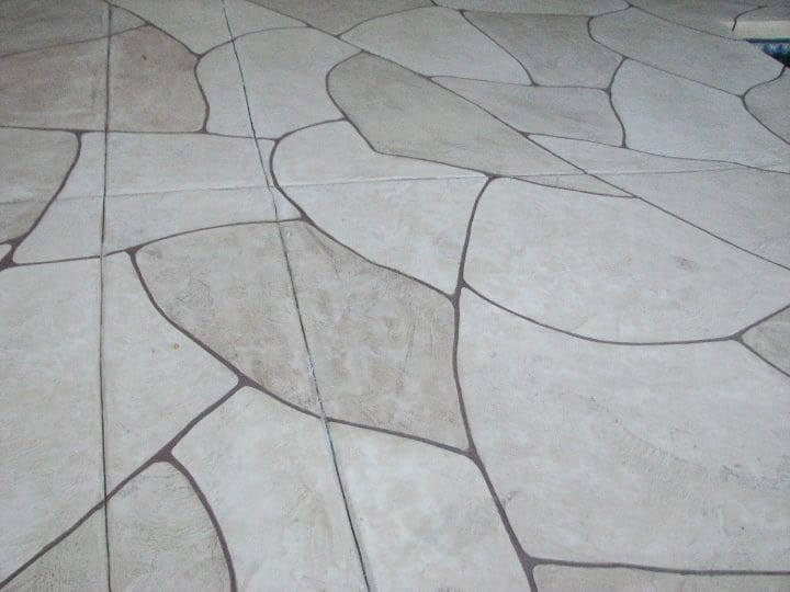 High Quality Faux Flagstone U2013 Patio