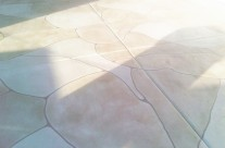 Faux Flagstone – Rounded Edge Patio