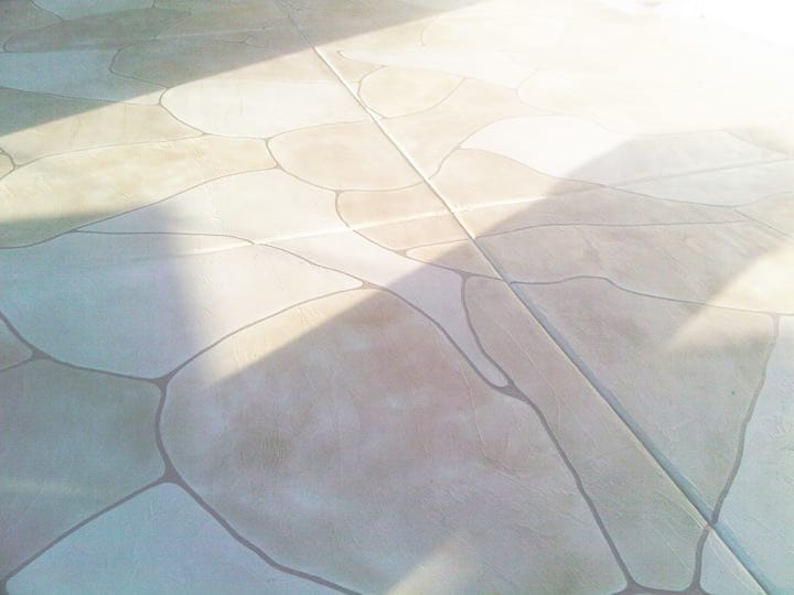Superior Faux Flagstone U2013 Rounded Edge Patio Zoom In Read More