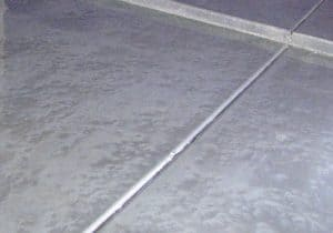 Metallic Finish - Metallic Floor