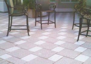 Pavers - Backyard Patio Deck