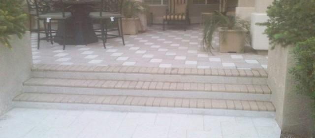 Pavers – Backyard Patio Walkway