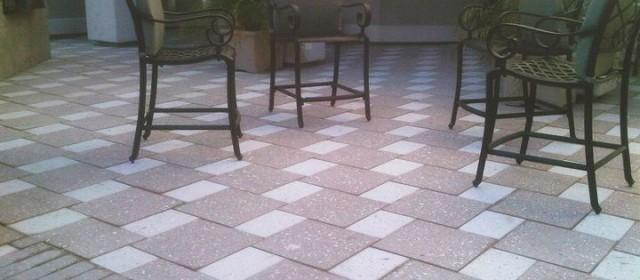 Pavers – Backyard Patio Deck