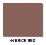 44 Brick Red
