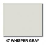 47 Whisper Gray