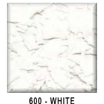 600 - White