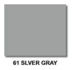 61 Silver Gray