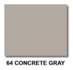 64 Concrete Gray