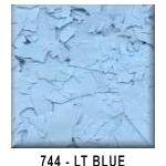744 - LT Blue