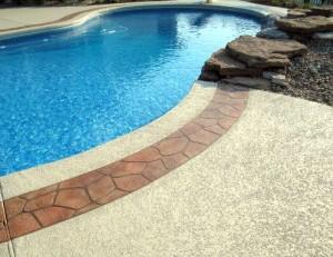Sledge Concrete Coatings Cool Deck Example (Arizona Pool Deck)