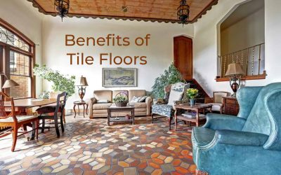 6 Benefits of Tile Flooring