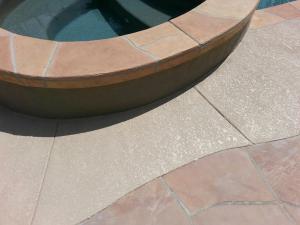 Sledge Concrete Coatings Cool Deck (Arizona Pool Deck)