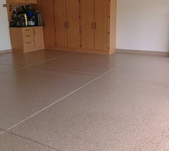 Epoxy Coat Concrete Finish