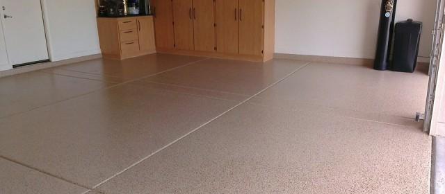 Epoxy Coat Concrete Finish