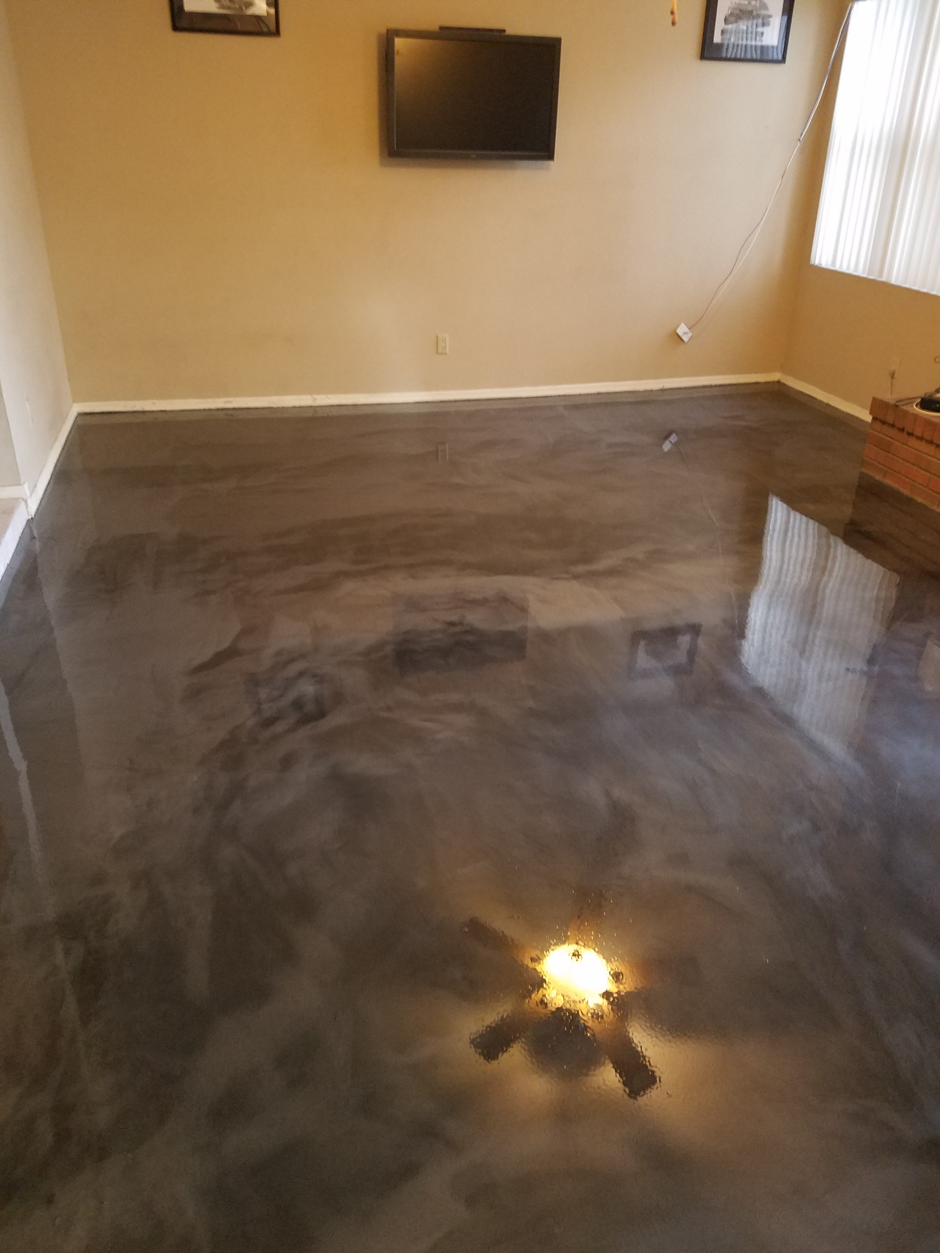 it do floor to coatings install kit ucoat tech coating epoxy yourself super additional sucp how magazine garage chevy