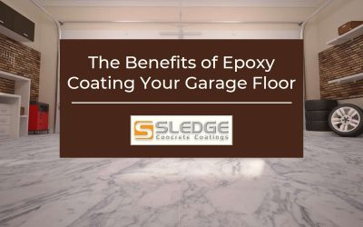 The Benefits of Epoxy Garage Floor Coating | The Sledge Blog