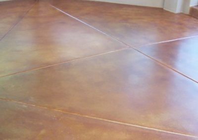 Acid Stain, Sledge Concrete Coatings, Phoenix Arizona