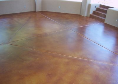 Acid Stained Concrete, Sledge Concrete Coatings, Phoenix Arizona