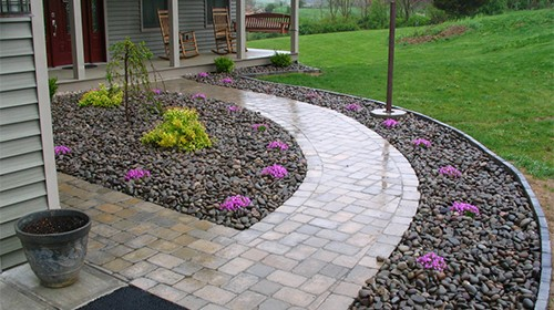 What Are the Different Paver Types?