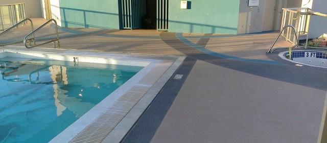 Cool Deck – Rooftop Pool 1