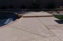 Cool Deck – Backyard Pool