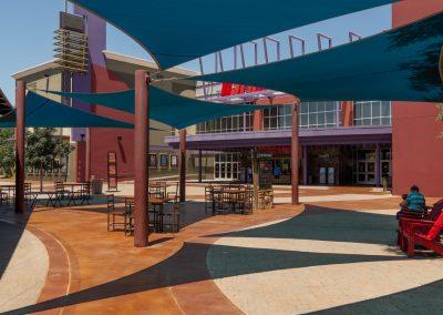 Sledge Concrete Coatings Scottsdale Waterfront Project