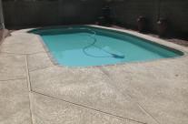 Cool Deck – Backyard Swimming Pool