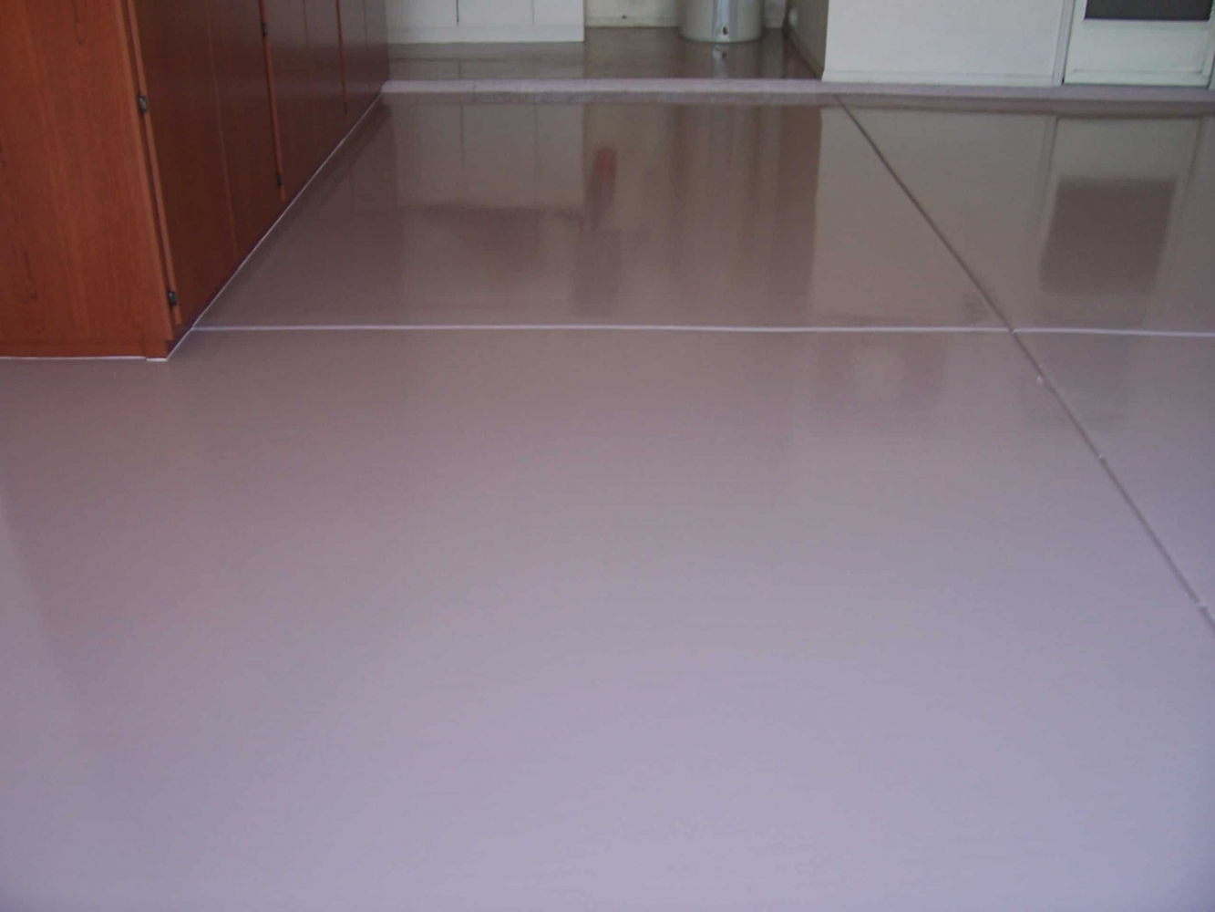 Epoxy Coating Finish