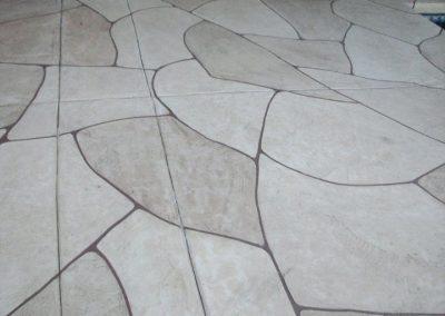 Faux Flagstone, Sledge Concrete Coatings, Phoenix Arizona
