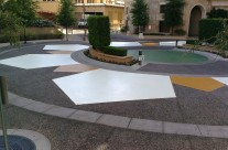 Specialty Floors – Outdoor Plaza