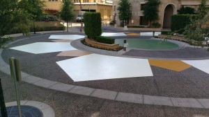 Specialty Floors - Outdoor Plaza