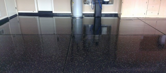 Specialty Floors – Garage Finish 1
