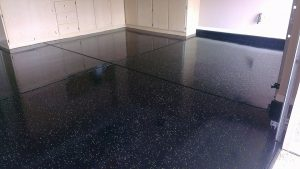 Specialty Floors - Garage Finish