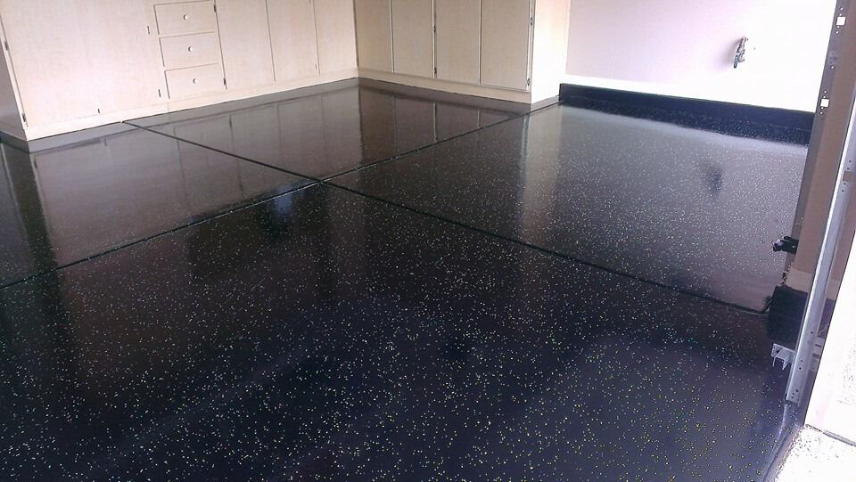 Specialty Floors Garage Finish 2 Sledge Concrete Coatings