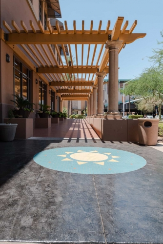 metallic concrete coatings scottsdale az